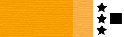 194 Sahara yellow, artystyczna farba olejna Lefranc 40m