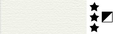009 Zinc white, artystyczna farba olejna Lefranc 40 ml