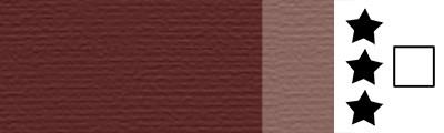 110 Transparent brown, artystyczna farba olejna Lefranc 40