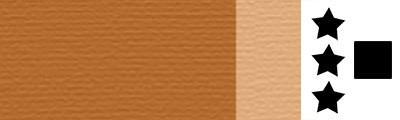 482 Raw sienna, artystyczna farba olejna Lefranc 40 ml