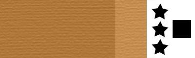 305 Gold ochre, artystyczna farba olejna Lefranc 40ml