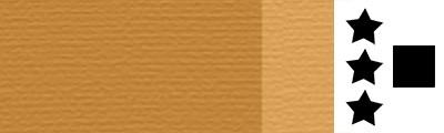303 Yellow ochre light, artystyczna farba olejna Lefranc 40ml