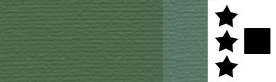 542 Chromium oxide green, artystyczna farba olejna Lefranc 40ml
