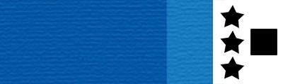 065 Cerulean blue hue, artystyczna farba olejna Lefranc 40ml