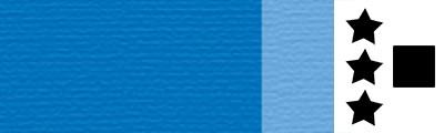 027 Cerulean blue, artystyczna farba olejna Lefranc 40ml