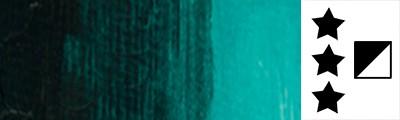 154 Phthalo turquoise, Cryla Daler-Rowney, tubka 75ml