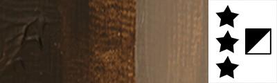 247 Raw umber, Cryla Daler-Rowney, tubka 75ml