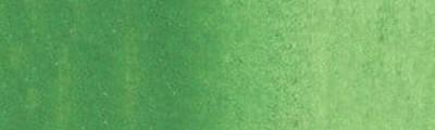411 Zieleń cynobrowa ciemna, farba akwarelowa Karmański