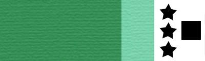 516 Cadmium green, artystyczna farba olejna Lefranc 40ml