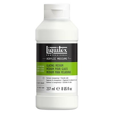 Glazing medium, medium do laserunków, Liquitex 237ml