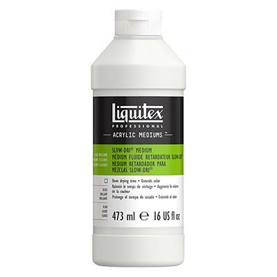 Slow dry blending medium, Liquitex 473ml