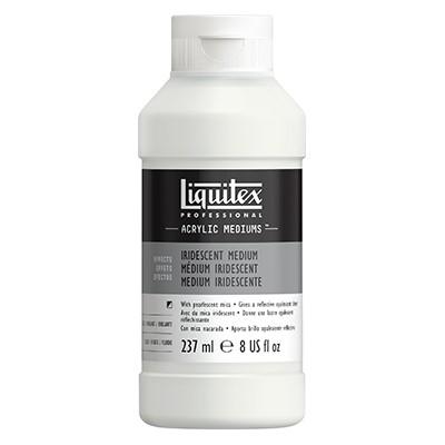 Iridescent medium, medium metalizujące Liquitex, 237ml