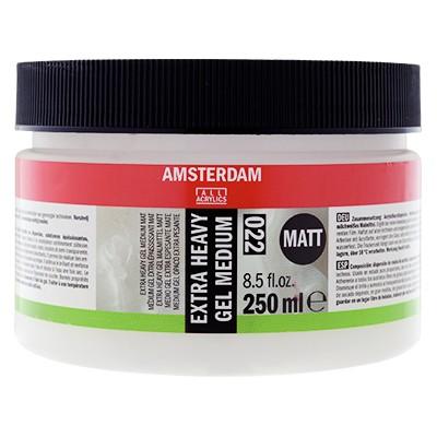 Matt extra heavy gel Amsterdam
