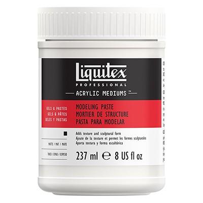 Modeling paste, Liquitex 237ml