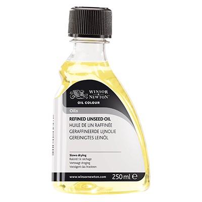 Olej lniany rafinowany Winsor&Newton