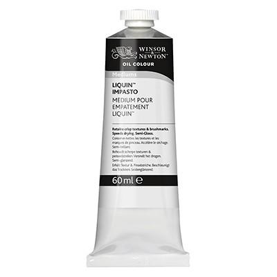 Liquin impasto W&N, medium szybkoschnące do farb olejnych 60ml