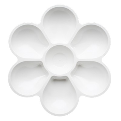 Paleta plastikowa 183 Kwiatek