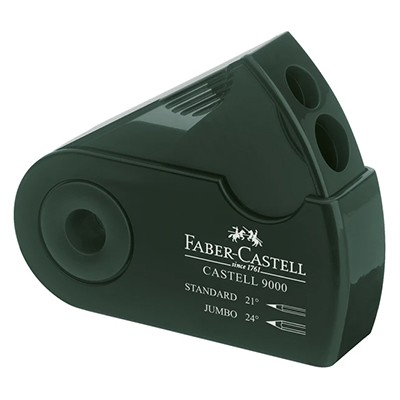 Temperówka ze zbiorniczkiem Castell 9000, Faber-Castell
