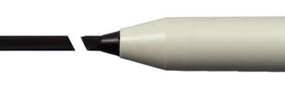 3.0 - czarny pisak Calligraphy Pen, Sakura