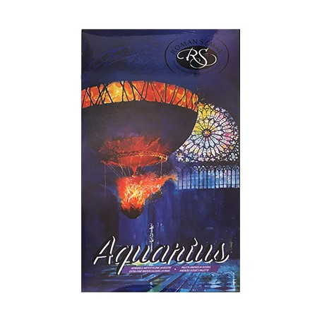 Akwarele Aquarius zestaw 24 kolory
