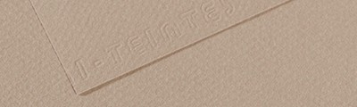 122 Flannel grey, Mi-Teintes Canson 50 x 65 cm