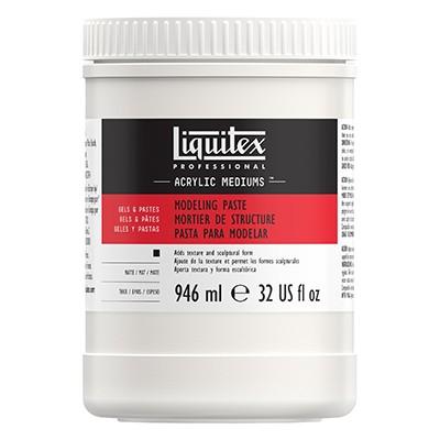 Modeling paste, Liquitex 946ml