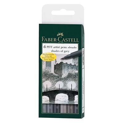 grey pitt artist faber castell
