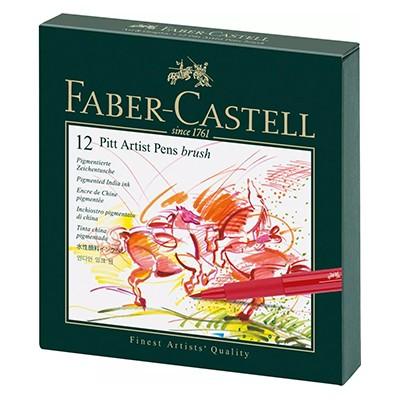 Pitt artist pen Faber Castell