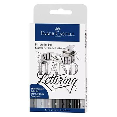 Starter Set Hand Lettering Pitt Faber Castell