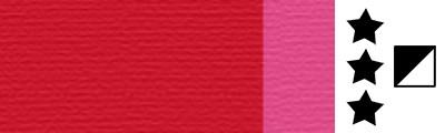 388 Ruby red, artystyczna farba olejna Lefranc 40ml