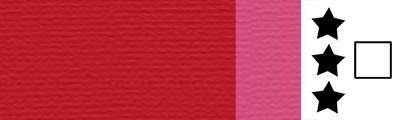 343 Carmine lake, artystyczna farba olejna Lefranc 40 ml