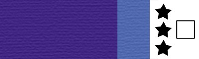 Ultramarine deep artystyczna farba olejna Lefranc