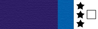 Hortensia blue artystyczna farba olejna Lefranc