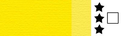 775 Transparent yellow, artystyczna farba olejna Lefranc 40 ml
