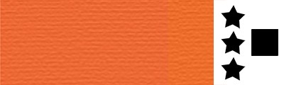 892 Cadmium-free yellow orange, artystyczna farba olejna Lefranc 40 ml