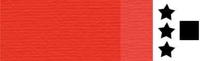 893 Cadmium-free red light, artystyczna farba olejna Lefranc 40 ml