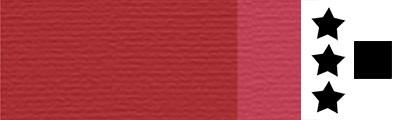 895 Cadmium-free red deep, artystyczna farba olejna Lefranc 40 ml