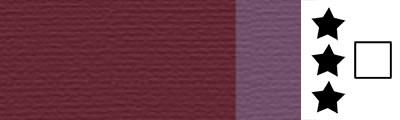 349 Purple lake, artystyczna farba olejna Lefranc 40ml