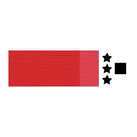 artystyczna farba olejna Lefranc red medium