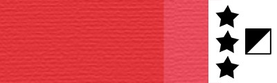 368 Chinese red, artystyczna farba olejna Lefranc 40 ml
