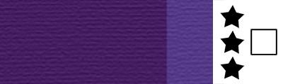 dioxazine violet artystyczna farba olejna Lefranc
