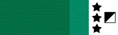 japanese green medium farba olejna Lefranc