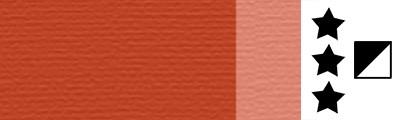 392 Venetian red, artystyczna farba olejna Lefranc 40 ml