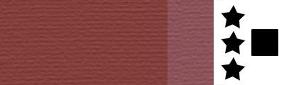 378 Indian red, artystyczna farba olejna Lefranc 40 ml