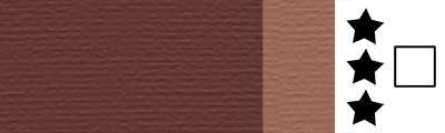 105 Mars brown, artystyczna farba olejna Lefranc 40 ml