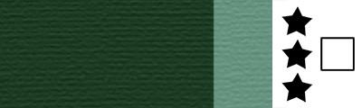 729 Prussian green, artystyczna farba olejna Lefranc 40ml