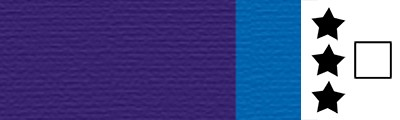 036 Phthalo blue, artystyczna farba olejna Lefranc 40 ml