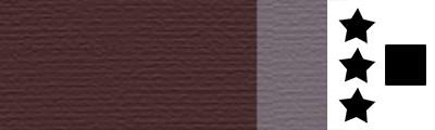 111 Vandyke brown, artystyczna farba olejna Lefranc 40