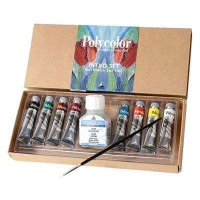 Polycolor zestaw farb akrylowych