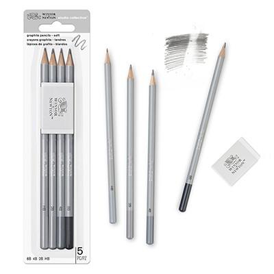 Komplet ołówków Winsor & Newton